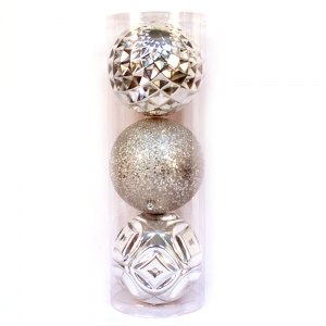 150mm New Type Plastic Christmas Decoration Ball