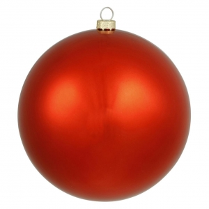 200mm Matte finish good quality plastic Xmas ball