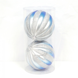 200mm Popular Painted Christmas Ball Ornament