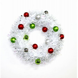 2016 led battery operated green christmas deer wreaths