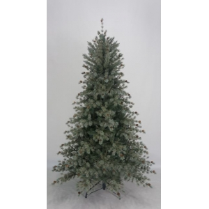 2017 Artificial Pre lit PE imported christmas tree