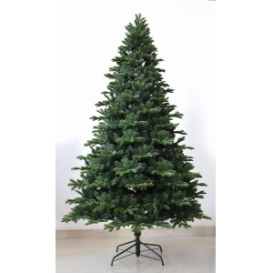 6 FT cold white UL light christmas trees