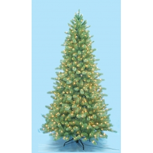 7.5-Ft christmas tree decoration, artificial christmas tree, led christmas tree