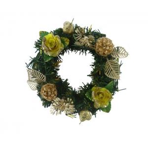 Artificial Christmas Wreaths.Mini Artificial Christmas Wreaths Artificial Christmas