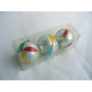 Attractive Salable Christmas Promotional Ball
