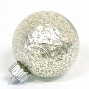 Decorative Christmas Glass Ornament Ball With Lights