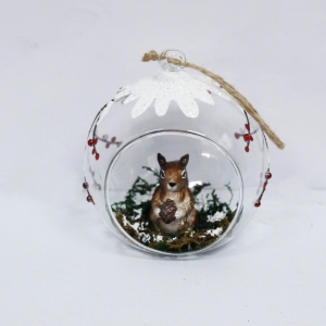 Delicate Fine Quality Hanging Ball Decoration