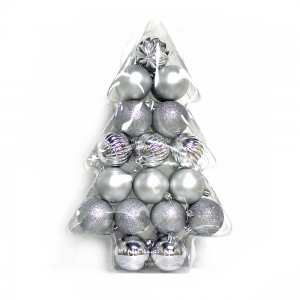 Durable Diversified Christmas Tree Decoration Ball