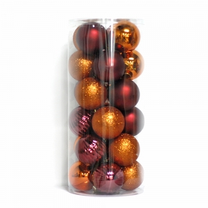 Durable Good Quality Christmas Ball Set