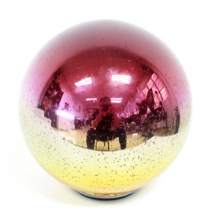 Durable New Type Big Glass Ball Ornament