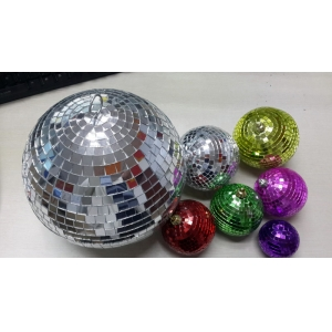 Excellent Quality Multicolor Color Mirror Ball