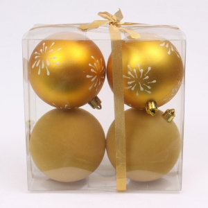 Fashional inexpensive salable Christmas decorative ball