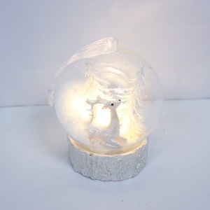Hot Selling  New Design Christmas Glass Decoration