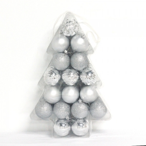 Hot selling goo quality shatterproof christmas tree ball
