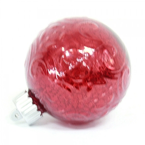 Lighted Glass Christmas Decorative Ball