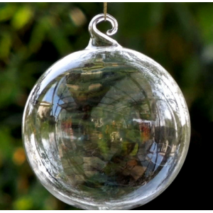Luxury High Qualtity Christmas Glass Hanging ball