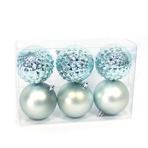 Popular hot selling decorative Christmas ball set