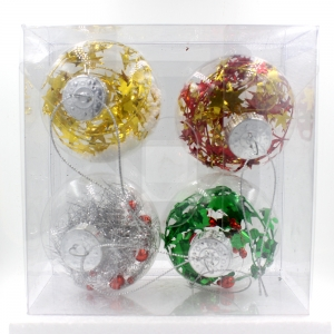 Promotional Christmas Tree Ornaments Set