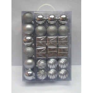 Promotional Decorative Plastic Christmas Ball
