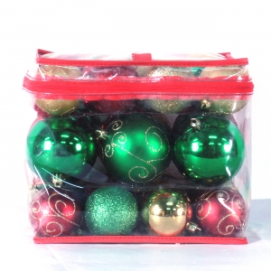 Promotional Holiday Christmas Decoration Ball