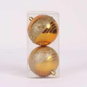 Promotion Hot Selling Christmas hanging Ball ornament