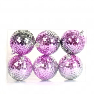 Salable Attractive Christmas Mirror Ball Ornament