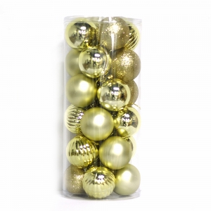 Salable Good Quality Indoor Decorating Christmas Ball