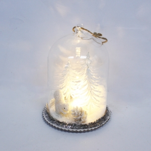 Salable New Design Lighted Hanging Ornament