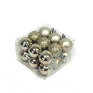 Superior Quality Salable Christmas Plastic Ball Set