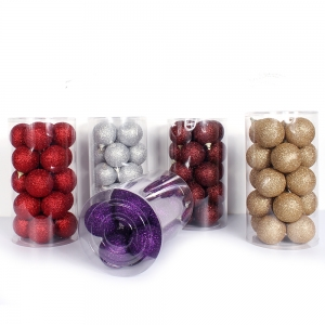 Top Quality Wholesale Christmas Ball Ornament