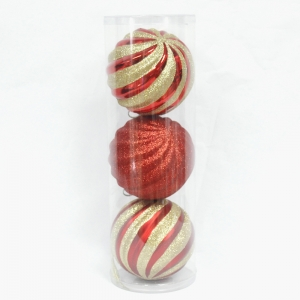 Wholesale New Type Plastic Ball Ornament