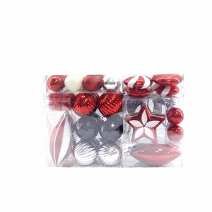 Wholesale high quality hot selling christmas ornament set