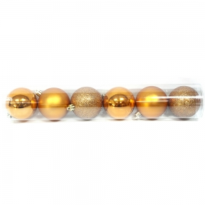 Wonderful Attractive Plastic Xmas Ball Set
