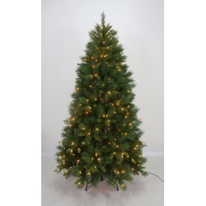 china manufacturer wholesale led artificial pre lit christmas tree