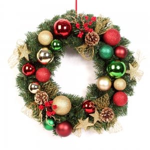 unique best 45cm christmas wreaths decorations