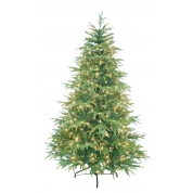 China 7.5' led christmas tree , artificial christmas tree sale  factory