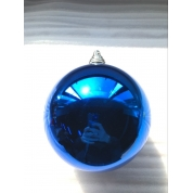 "China 7.87"" Shatterproof High Quality Christmas Plastic Ball factory"