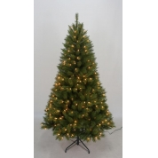 China Christmas tree cardboard display Christmas tree shop PVC Christmas tree factory