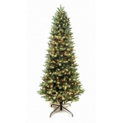 China Plastics Christmas Trees Decoration Evergreen Firs factory