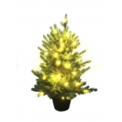 China Promotion 2 ' small Gift Items portable miniature Christmas tree factory