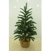 China REACH PE Simulated Collapsible Christmas Trees factory