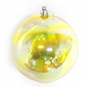 Fabbrica della Cina Wholesale shatterproof decorative Christmas hanging ball