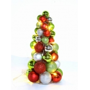 China christmas tabletop ornament  tree factory