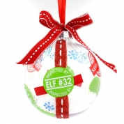 Chiny hot sale Christmas ball for Christmas tree ornament fabrycznie