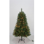China mountain king artificial christmas tree outdoor led christmas tree factory