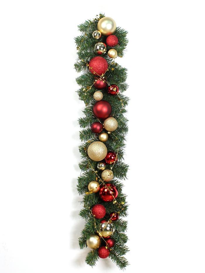 Christmas Wall Tree Lighted