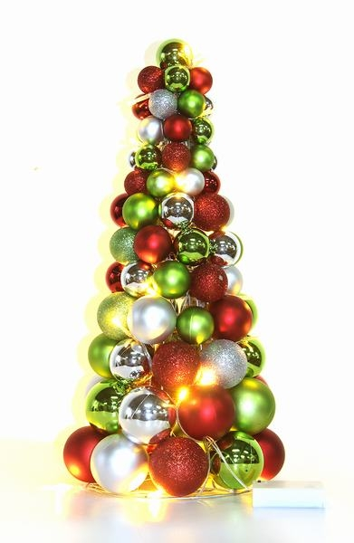 Christmas Ball Tree Christmas Decoration Supplier High Quality