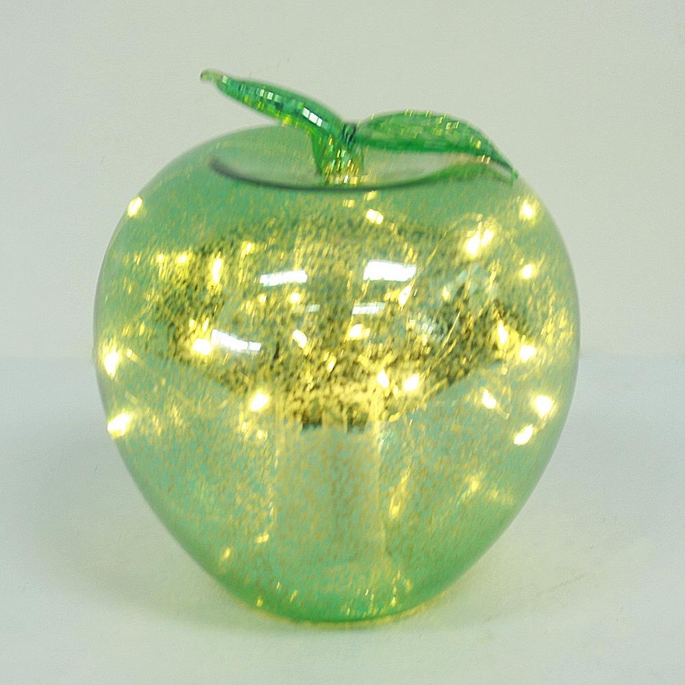 Illuminated Led Ornaments: Plastic Christmas Ball, Christmas Decor Ball, Christmas