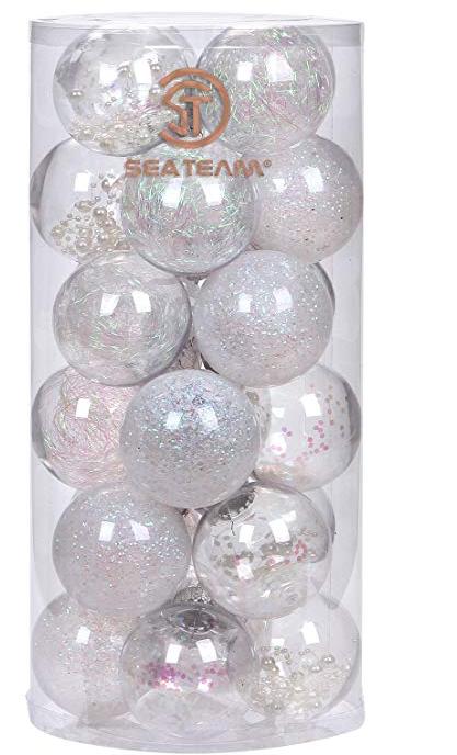 Plastic Christmas Ball Christmas Decor Ball Christmas Ball Xmas