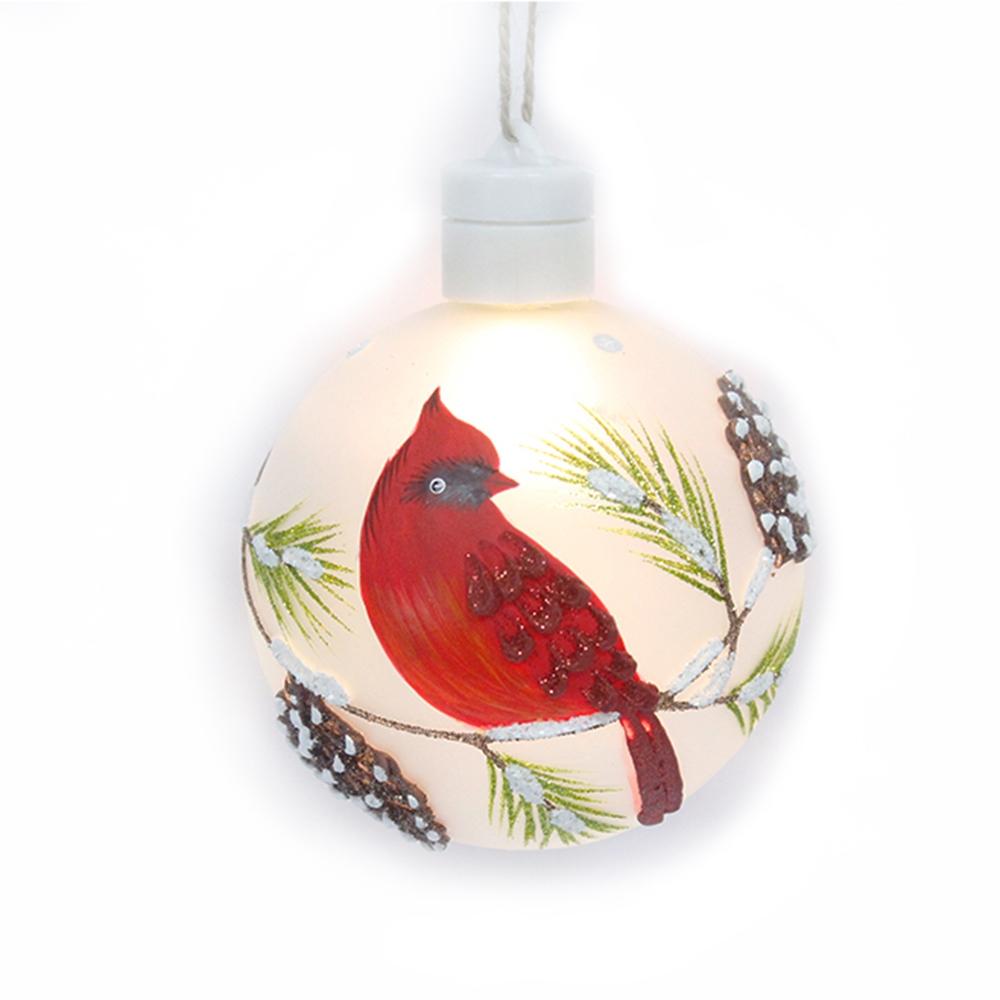 Luxury Decorative Painted Glass Xmas Ball ...